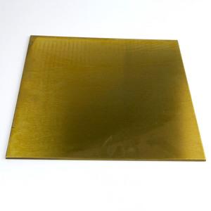Order 0 125 Brass Sheet 464 Online Thickness 1 8 Brass Brazing Metal Working