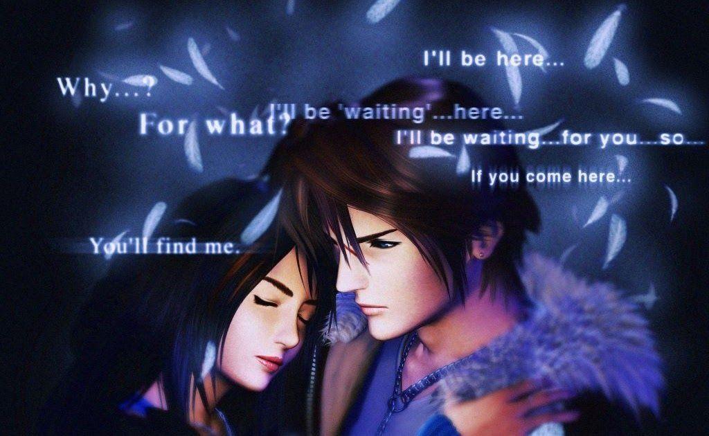 11 Wallpaper Animasi Final Fantasy Di 2020 Animasi