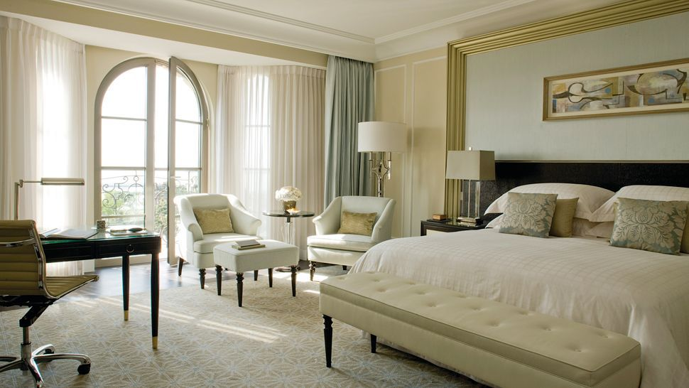 Four Seasons Hotel Baku Absheron Azerbaijan Luxury Hotels Interior Guest Room Design Luxury Hotel Room
