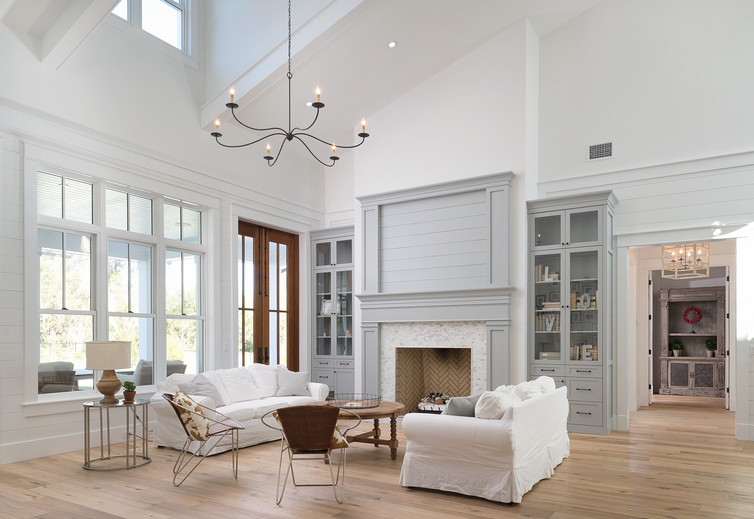 Jargon 101 Typically Nickel Gap Is A Shiplap Pattern For