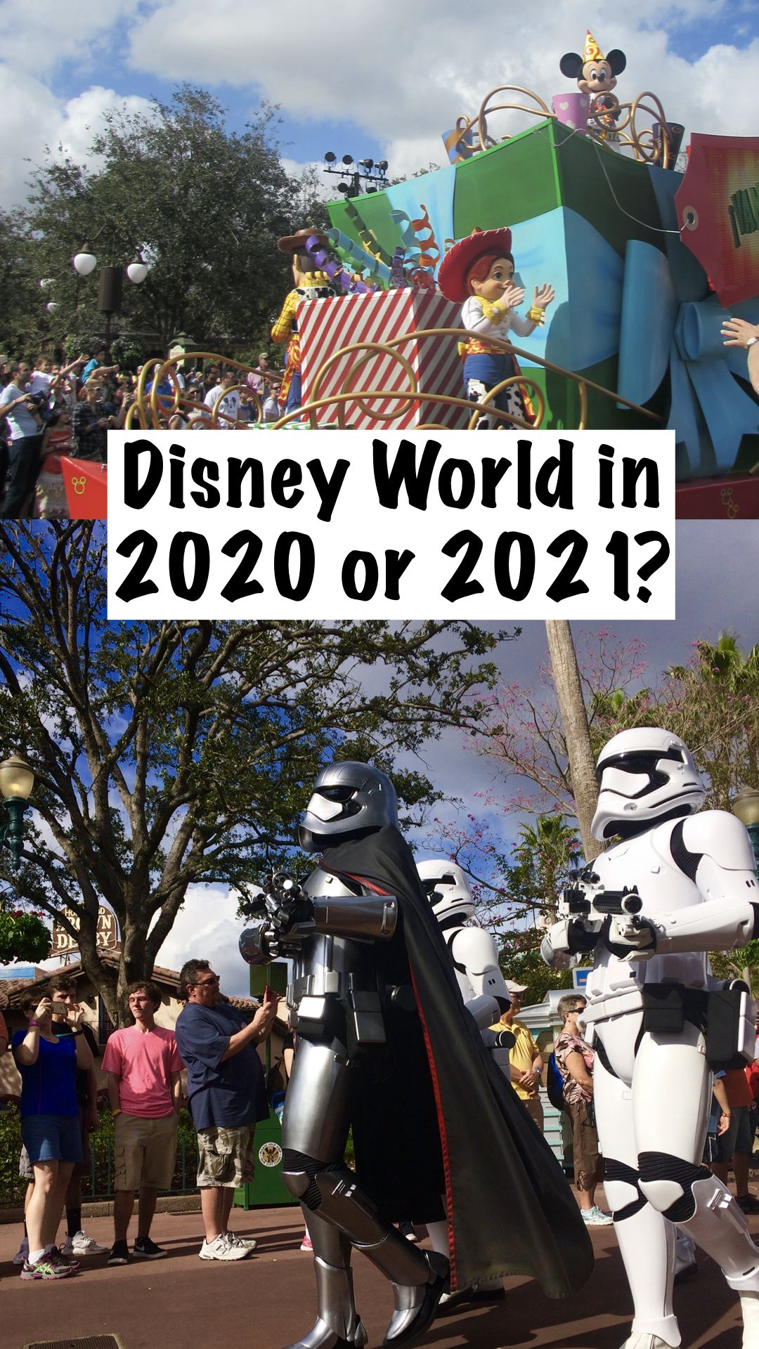 Should you head to Disney World in 2020 or 2021 Which