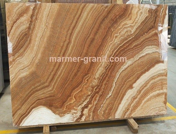 Marmer Granit: Wooden Onyx batu alam unik hadir di Jakarta   Marmer ...