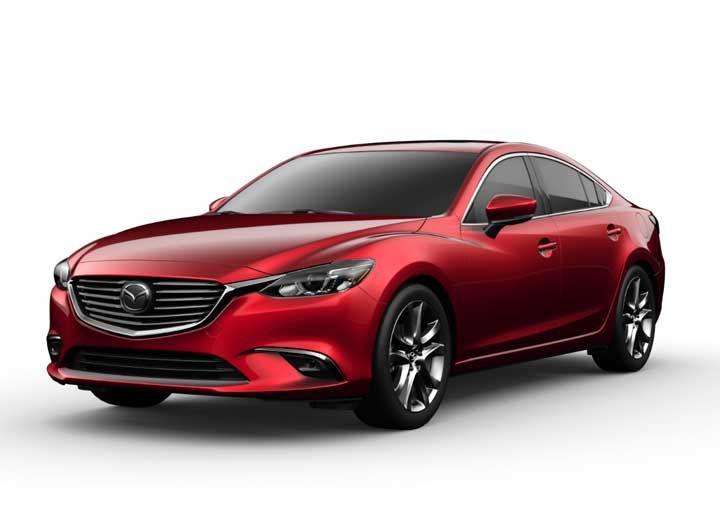 Mazda 6 Luxury Car Rental Mazda Car Rental