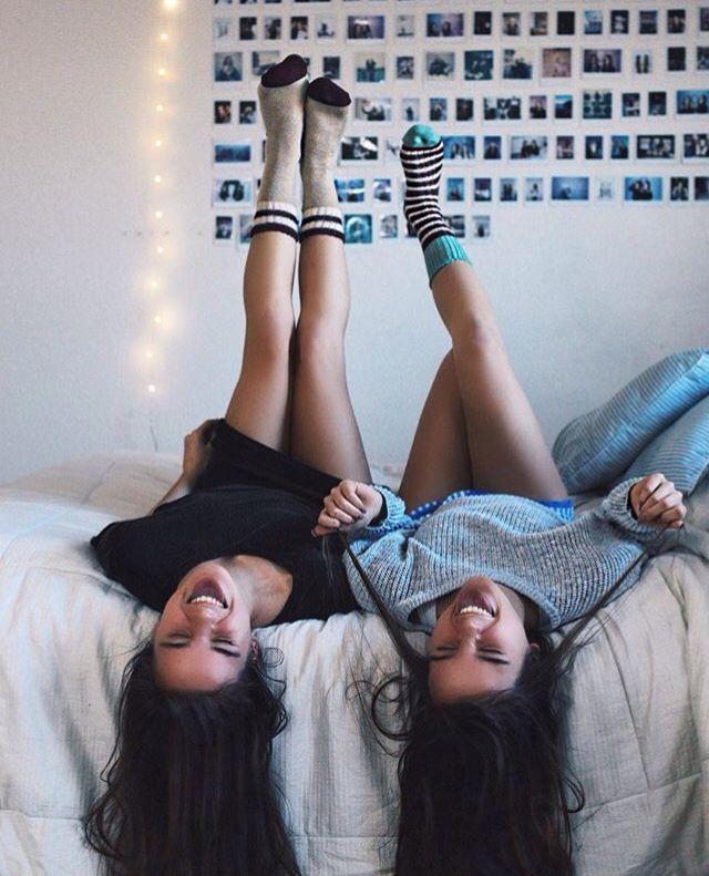 Tess and Sara