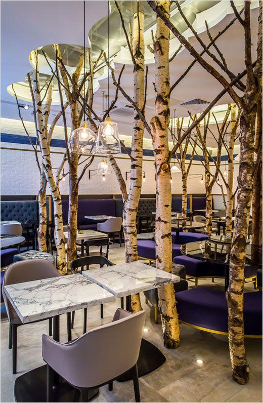 EthosFoods Restaurantes, Hoteles, Diseño de interiores