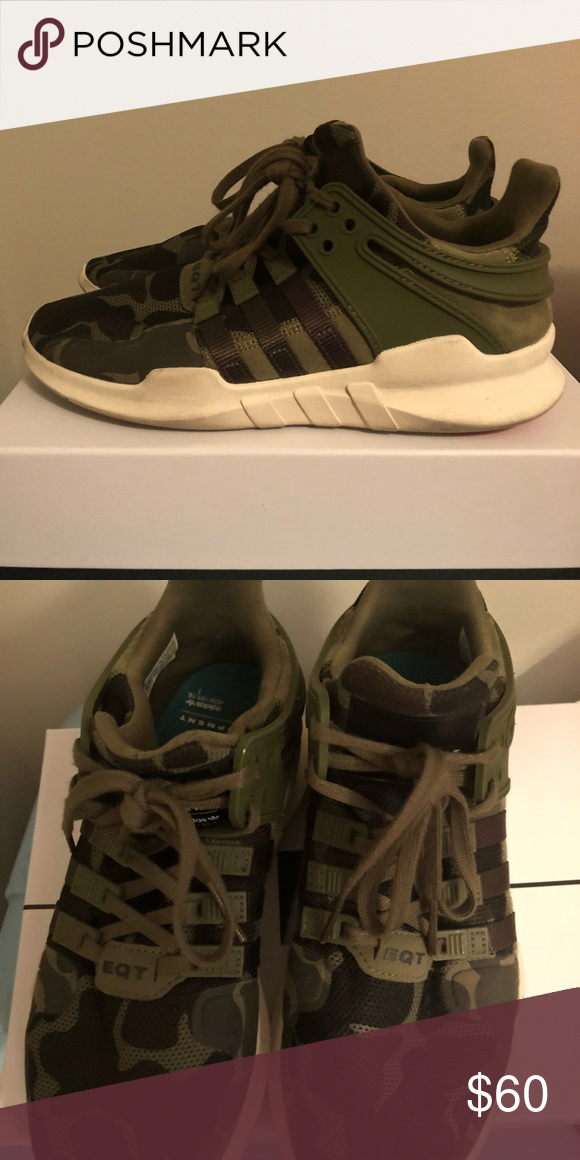 b2e4c4d12 ... tennis shoe Worn once no signs of wear - this is a youth men is 6 I am  a women s 7.5 (for conversion purposes) adidas Shoes Sneakers   tennisequipment