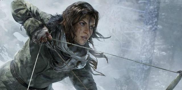Warner Bros Turn To Teenage Mutant Ninja Turtles Scribe For Tomb Raider Reboot Lara Croft Wallpaper Tomb Raider Tomb Raider Reboot