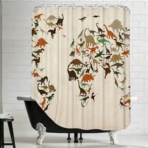 Dinosaur Shower Curtain Yahoo Image Search Results Shower