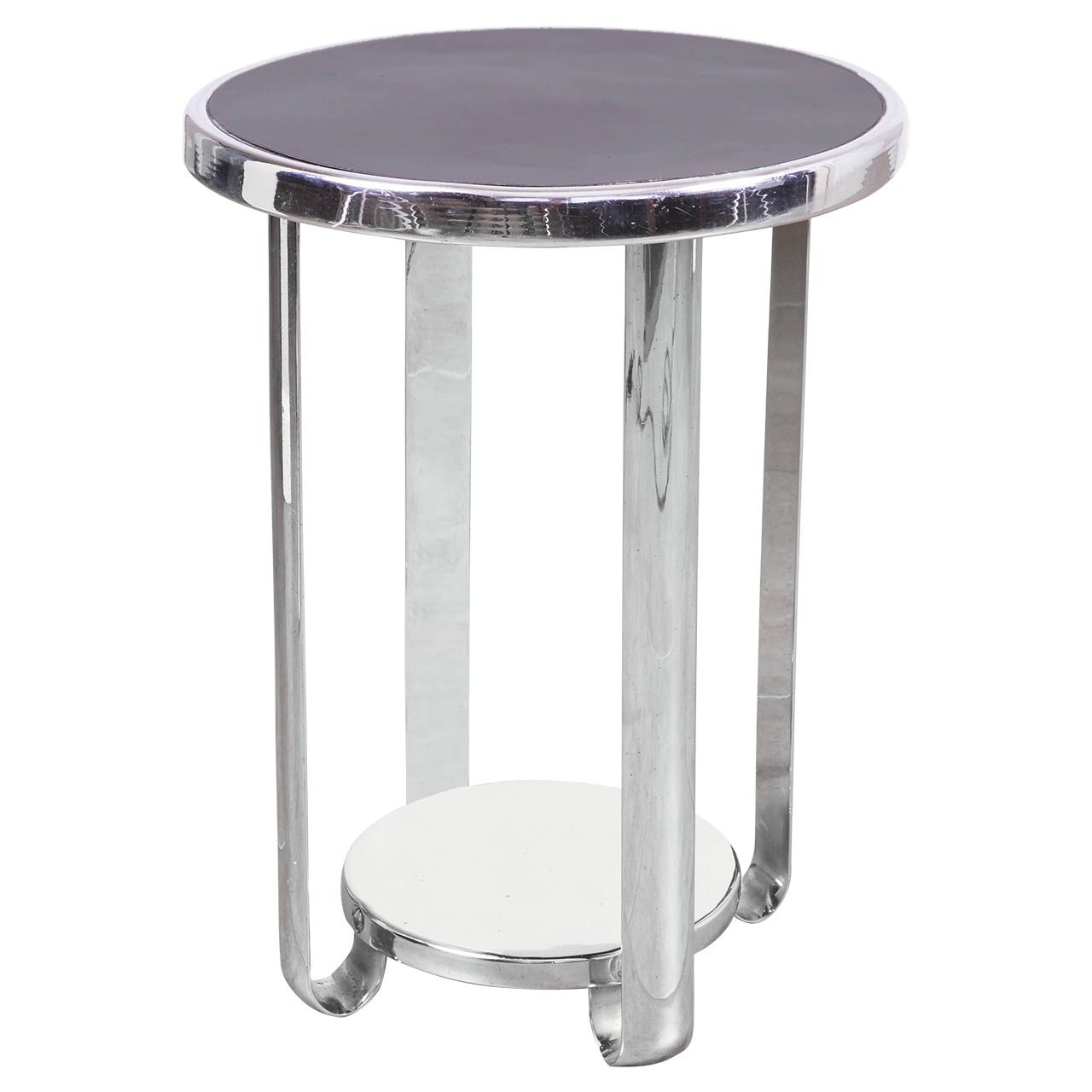 Fabulous Art Deco Machine Age McKay Craft Occasional Table | From A Unique  Collection Of Antique