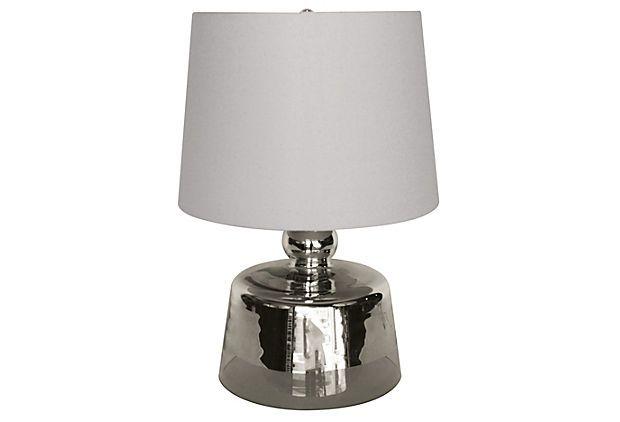 Mercury Ombre Lamp On Onekingslane Com Mercury Table Lamp Lamp Mercury Glass Table Lamp