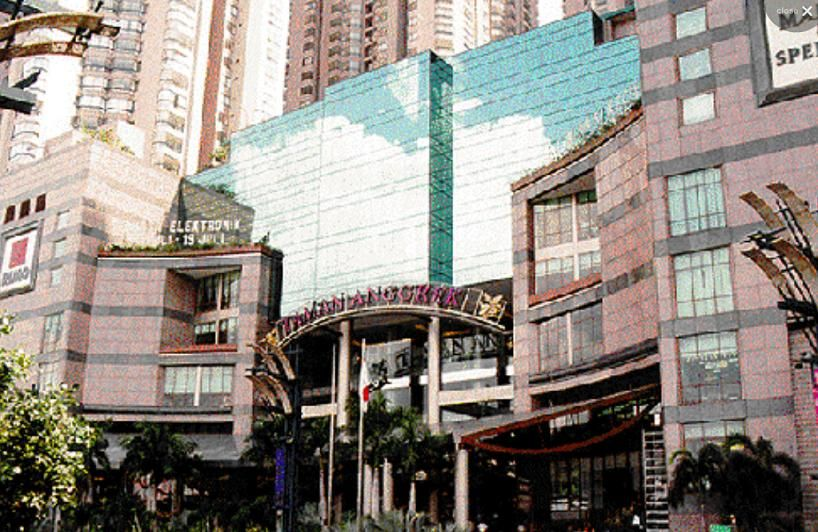 Mall Taman Anggrek Food Court