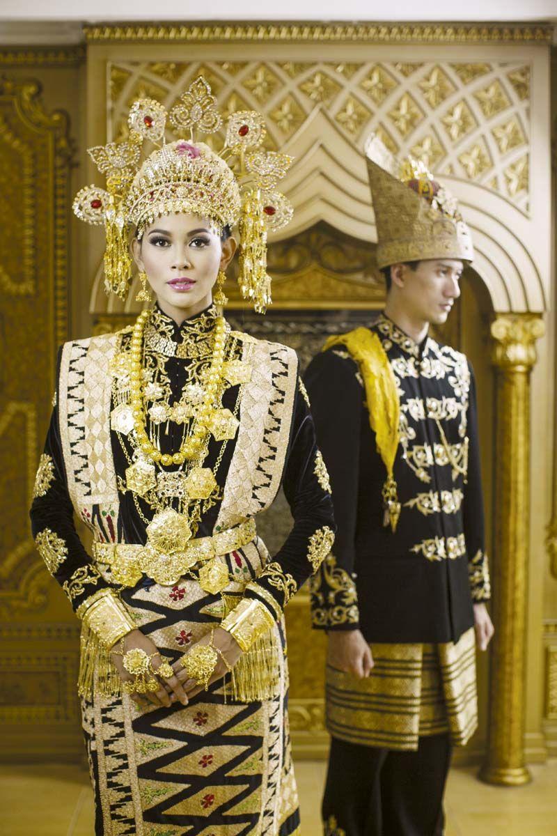 10 Gaya Baju Adat Aceh Untuk Kartinian Kekinian di 10  Gaya