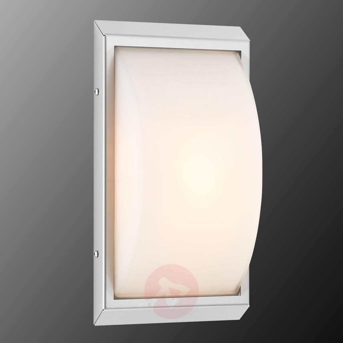 Zewnętrzna Lampa ścienna Malte Lampy Wiszące Zewnętrzne W