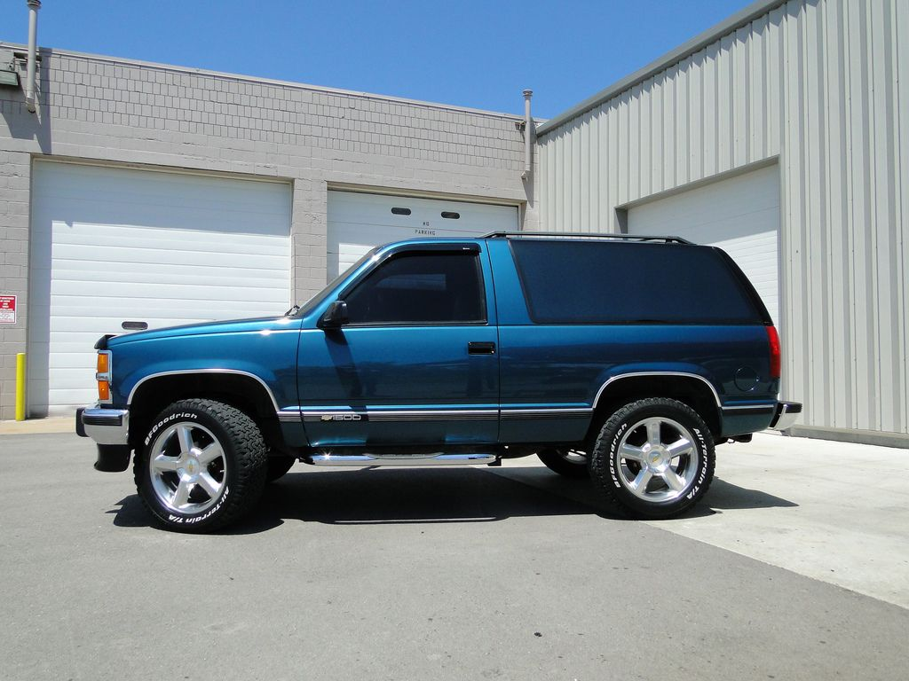2 Door Chevy Blazer 4x4 For Sale Google Search Chevy Trucks