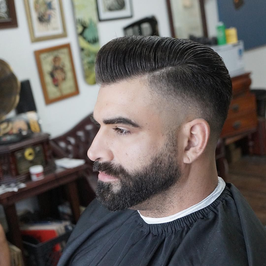 Nice flirtatious side part haircuts for men choose your style