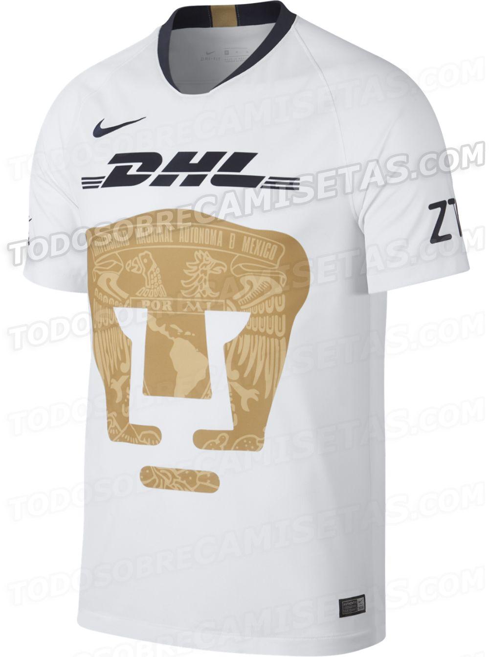 d78709a8d98 Jersey Nike de Pumas UNAM 2018-19 | Pumas UNAM | Football outfits ...