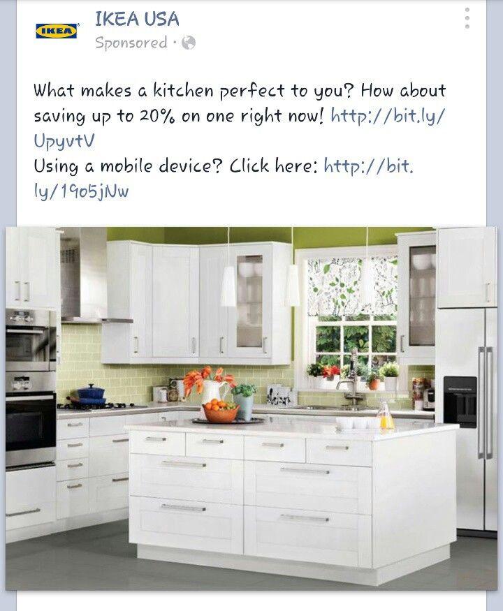 Ikea Kitchen Usa: I'm Gonna Have My IKEA Kitchen One Day. It Won't Look