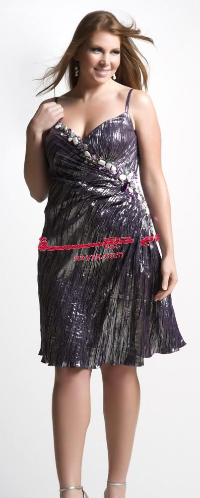 فساتين سهرة للسمينات 2016 صور فساتين طلعة للمتلئات 2016 Dresses Cold Shoulder Dress Fashion