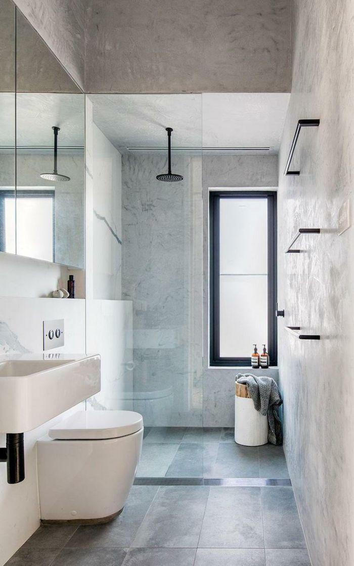 salle de bains chics