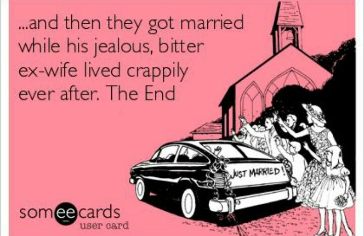 His ex wife quotes