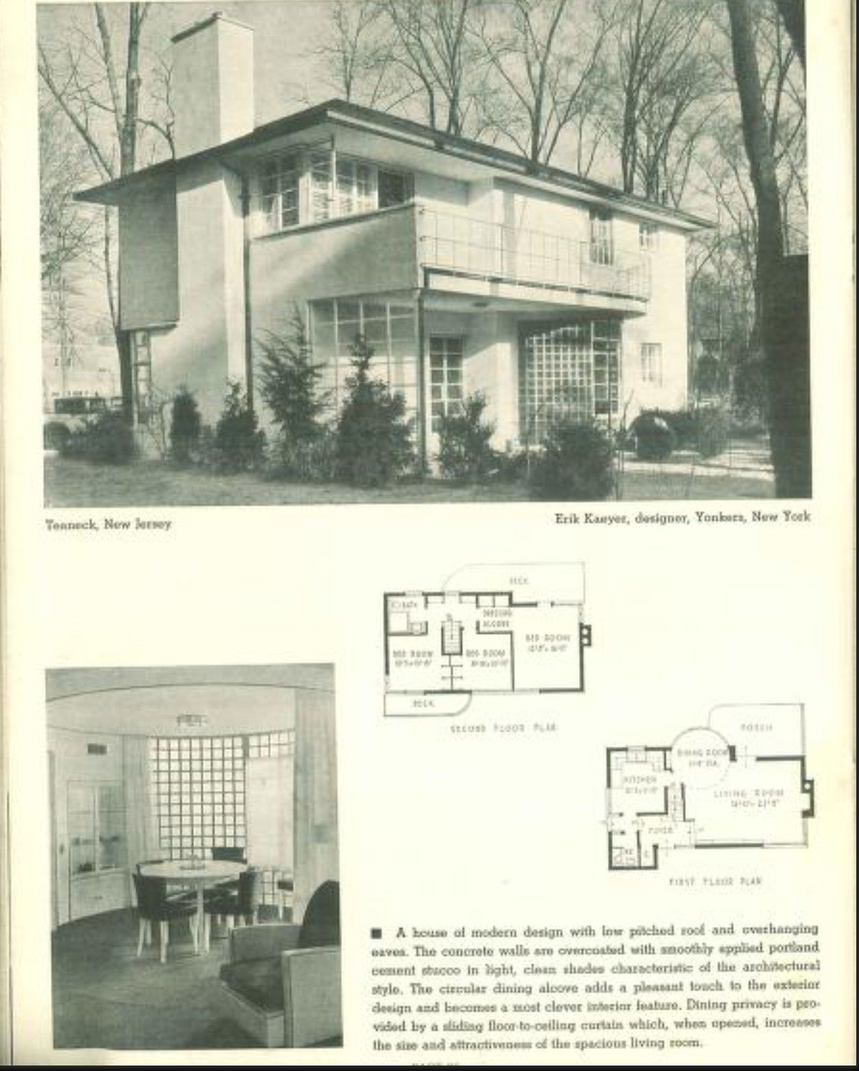 Pin By David Lyday On Houses Vintage House Plans Art Deco Home Art Deco Architecture