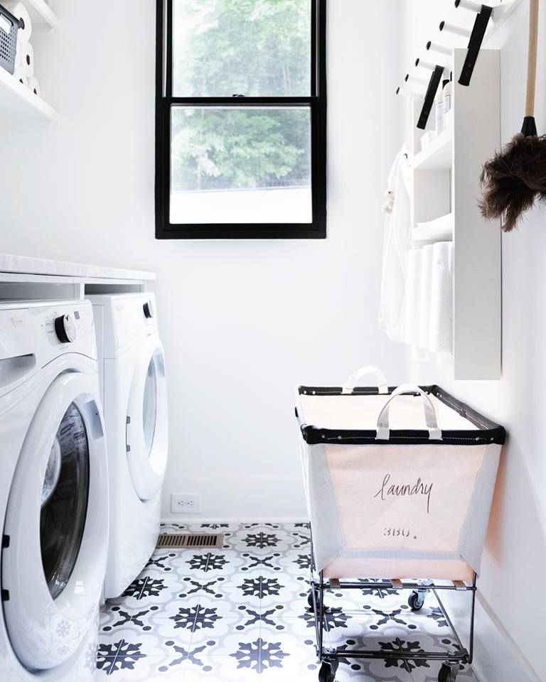 How To Get Your Laundry Room In Tip Top Shape According To The Home Edit Waschkuche Aufraumen Waschraum