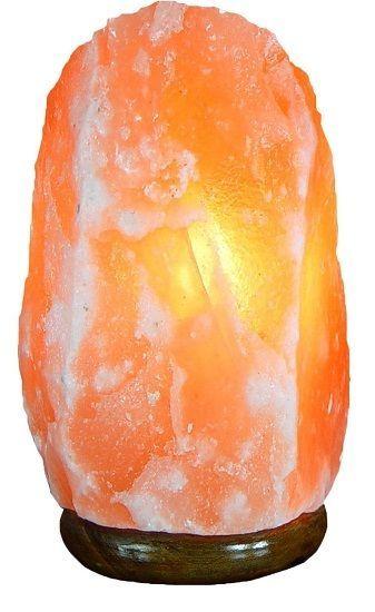 Himalayan Crystal Bedroom Salt Lamp Natural Rock 1 5kg Cord Bulb Wooden Base Naturalshape Salt Rock Lamp Salt Lamp Salt Crystal Lamps