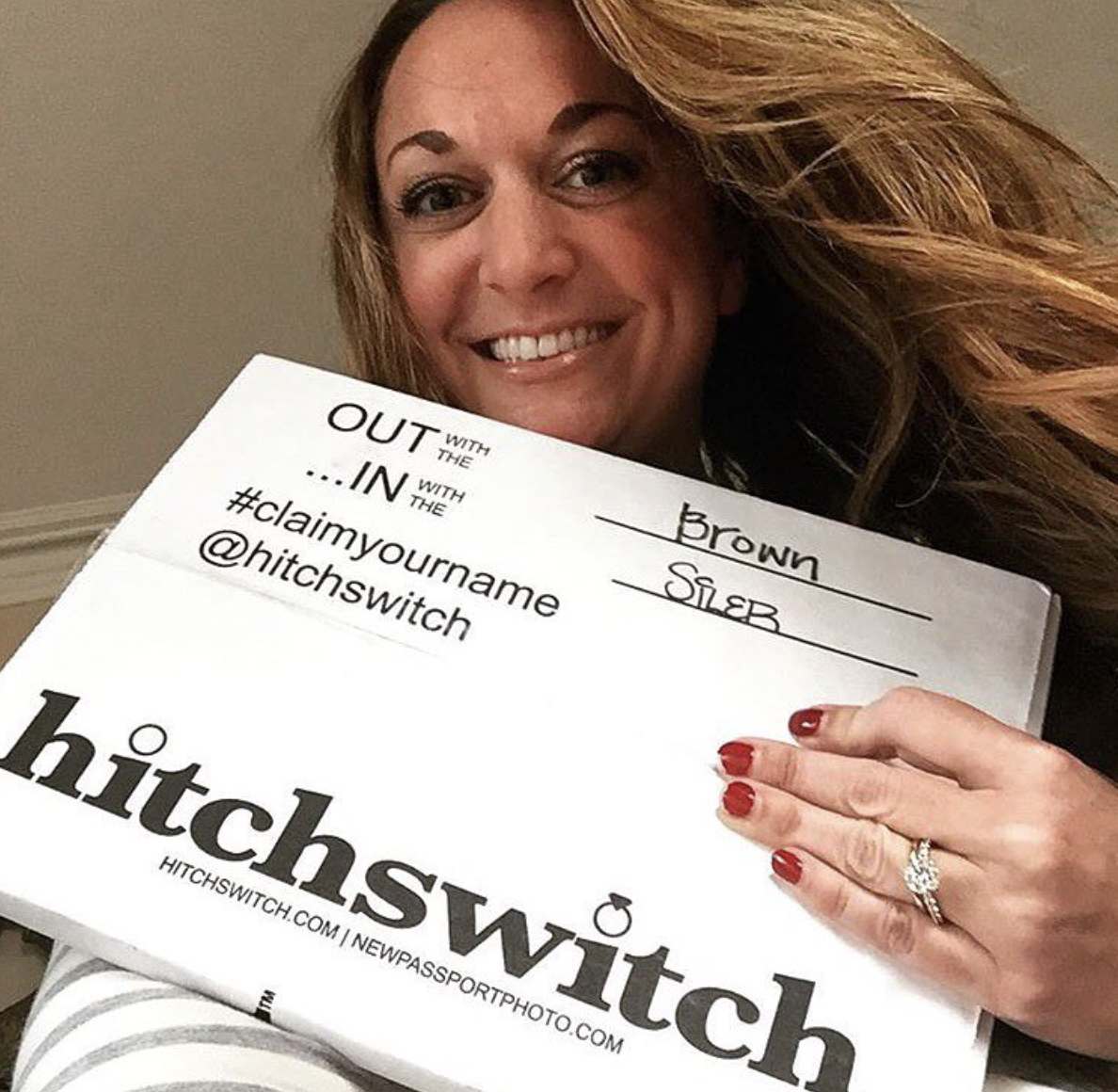 It's Friday, Time To #claimthatname 😍 #HitchSwitch