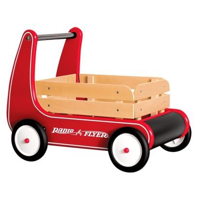 A Great Gift For The First And Second Year This Wagon Is Very
