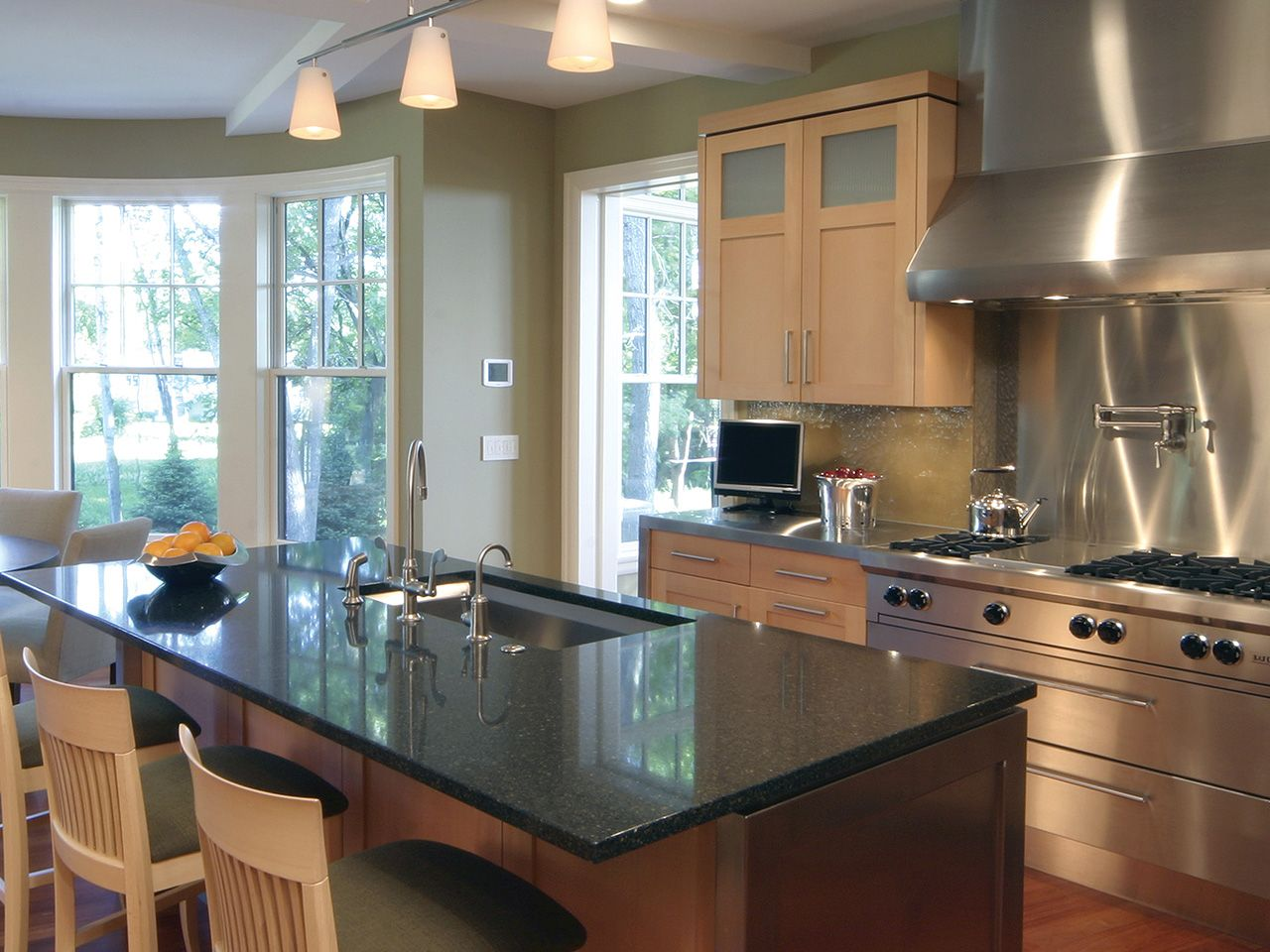 white blue green countertops backsplash gallery and color view in glass colors quartz powder kitchen with designs cooking schemes tile fused