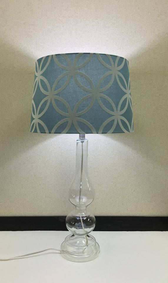 Maxximau0027s A19 Daylight Bulb In This Gorgeous Lamp #leds #daylight # Livingroom #lighting