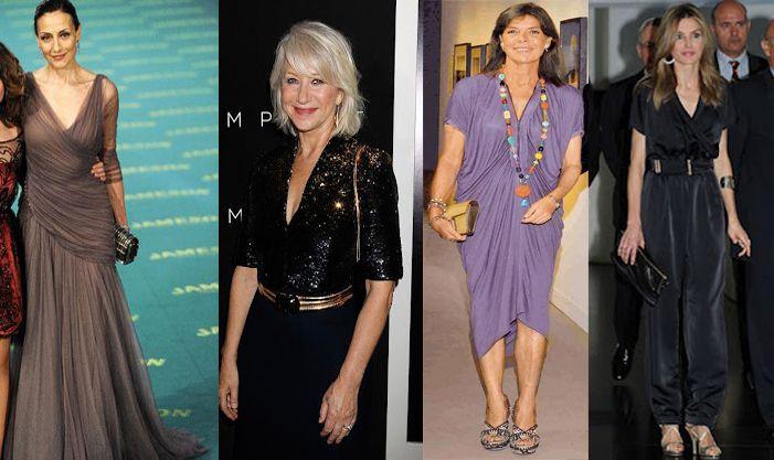 Moda para la mujer moderna de 50 : Mujeres de mi edad