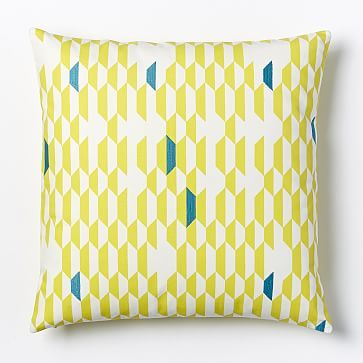 Kate Spade Saturday Shifting Shapes Pillow Cover - Northern Sun #westelm