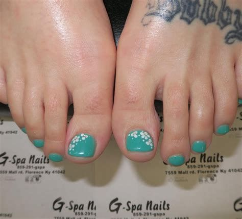 image result for flower toenail art designs  cute toenail