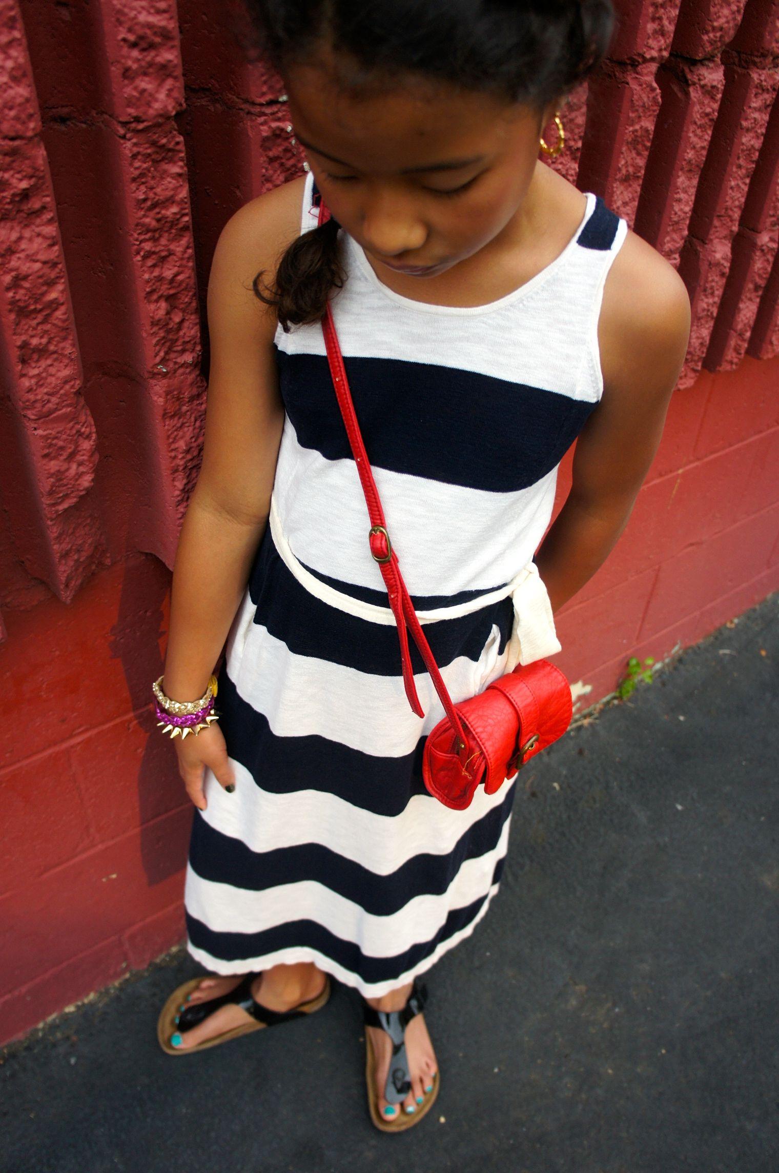 Kids maxidress kids fashion pinterest big girl fashion and