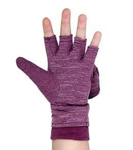 women running gloves asics