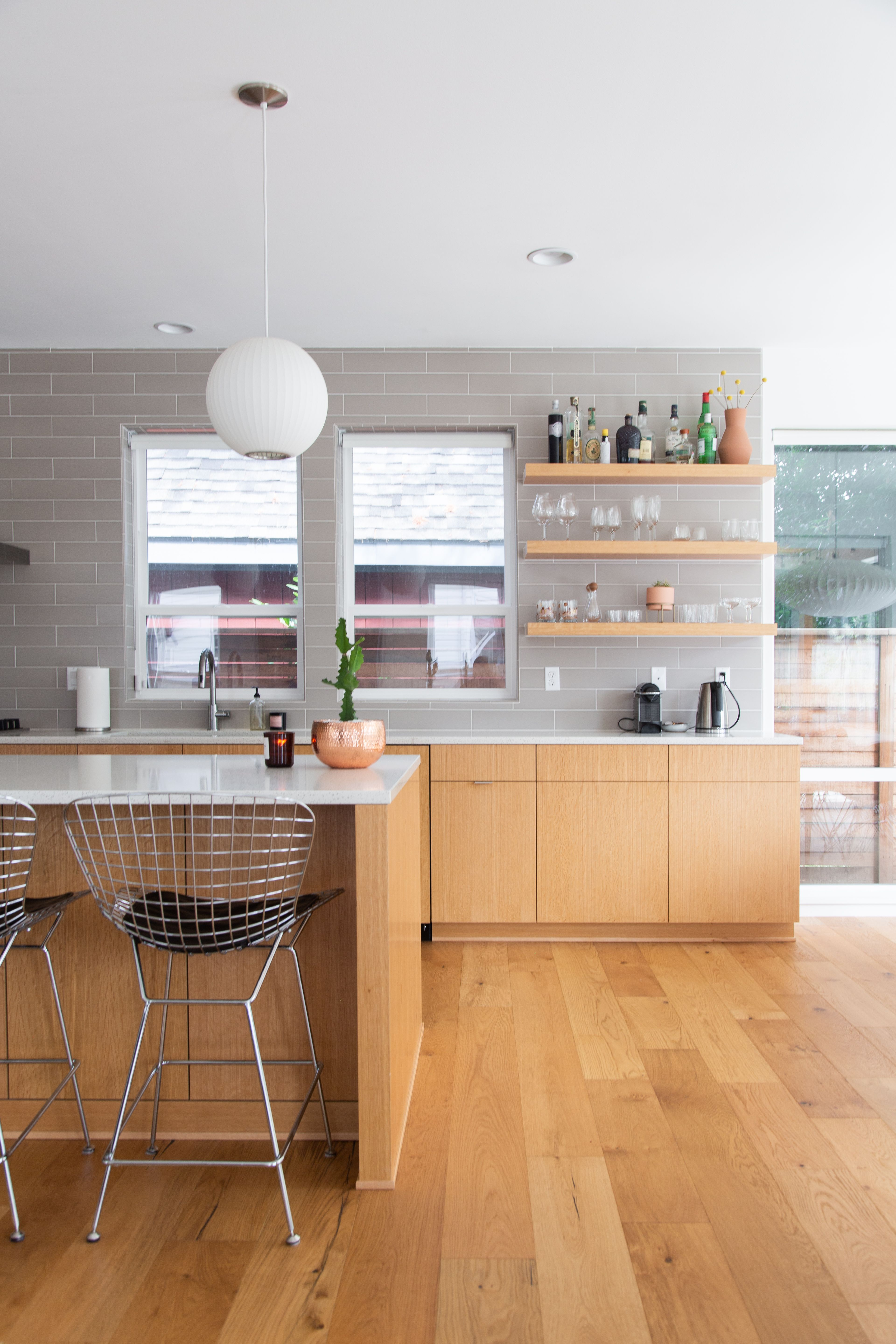 9 Midcentury Modern Flooring Ideas to Try in Your Kitchen   Hunker ...
