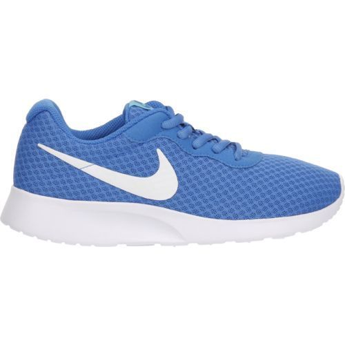 Nike Women's Tanjun Shoes (Lava Glow/White/Total Crimson, Size 10) - Women's  Athletic Lifestyle Shoes at Academy Sports