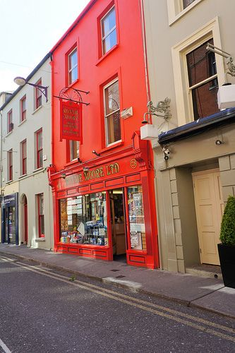 Ronnie Moore (Office Supplies)   28 Marlboro St., Cork. #Cork #Ireland