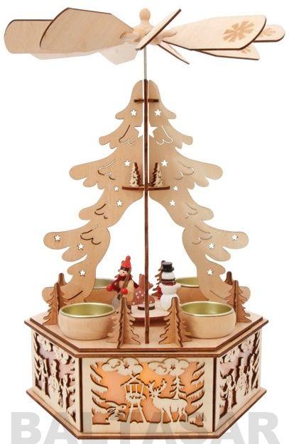 led lampen für weihnachtspyramiden