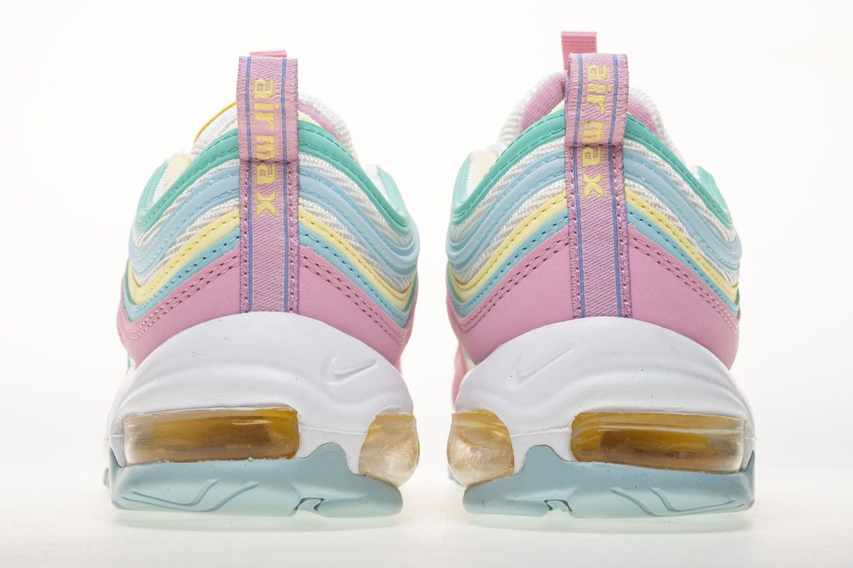 786e66393f8d47 Nike Air Max 97 GS Easter Egg 921826-016 Sneaker 6