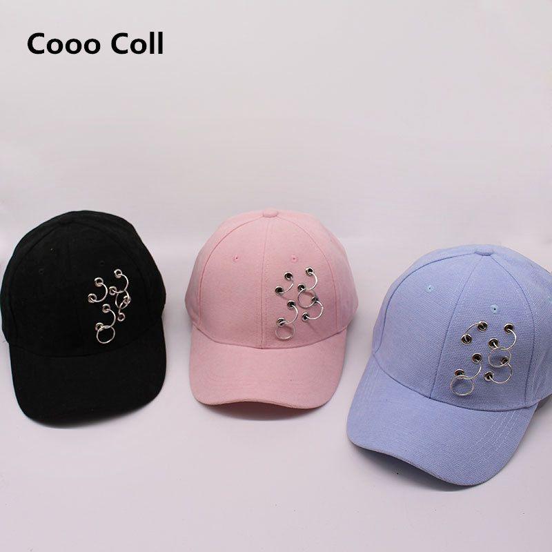 08191b1983ca1 7 colors Macaron Iron Ring Baseball Cap Men and Women Hip Hop Caps Justin  Bieber Fashion Hats Snapback funny hats Cooo Coll  Affiliate
