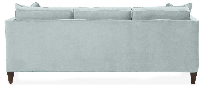 Enjoyable Cecilia Sleeper Sofa Seafoam Crypton Sofas Sectionals Cjindustries Chair Design For Home Cjindustriesco