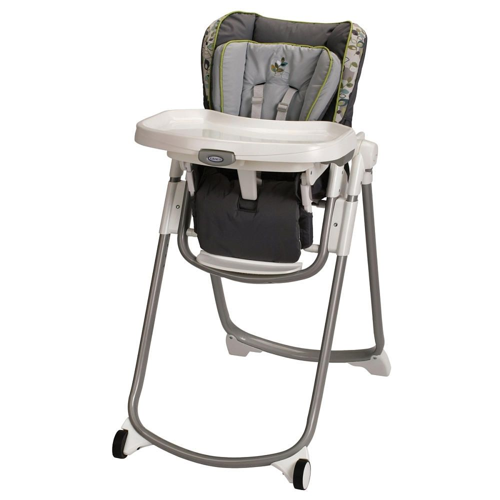 Graco Slim Spaces High Chair Caraway Graco Toys R Us 119 Chair Chairs For Small Spaces Saddle Chair
