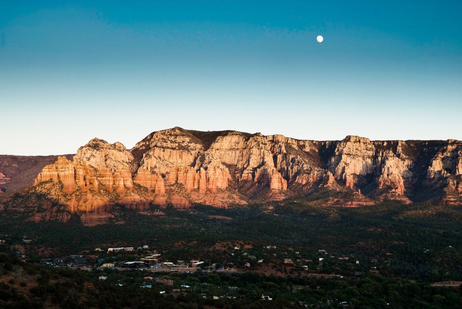 Red Rocks of Sedona, Arizona.