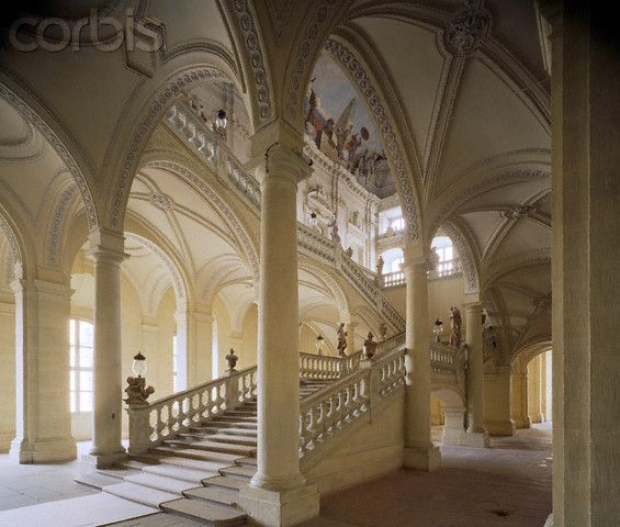 residenz wurzburg | Wurzburg, Residenz, Germany -Staircase - 42-23280424 - Rights Managed ...