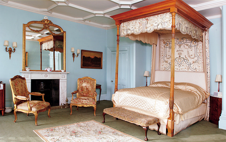 Rooms: Historical Style: Downton Abbey Interiors