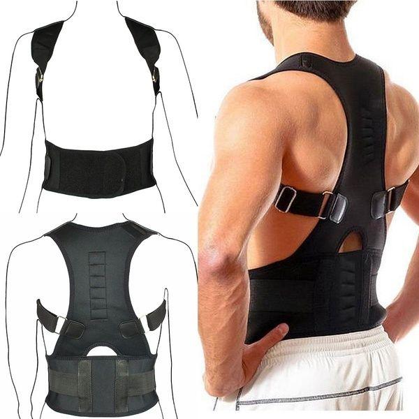 50++ Back brace for posture trends