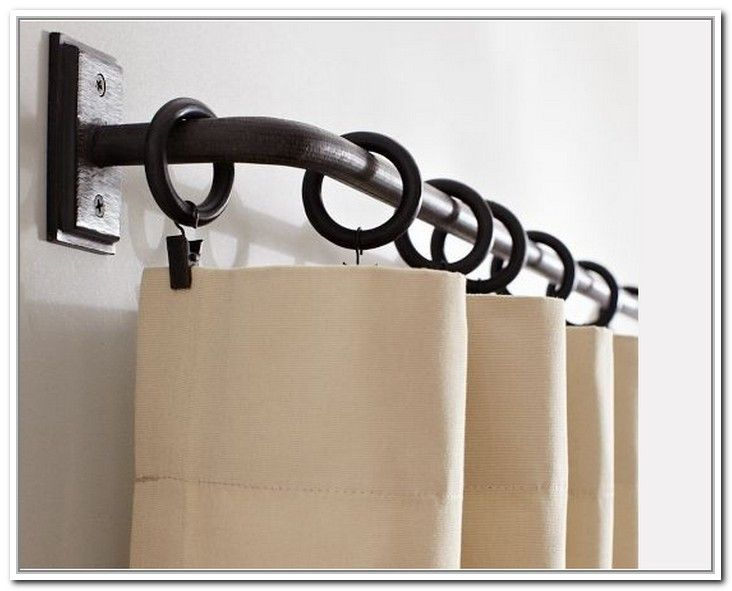 Hanging Curtain Rings With Clips