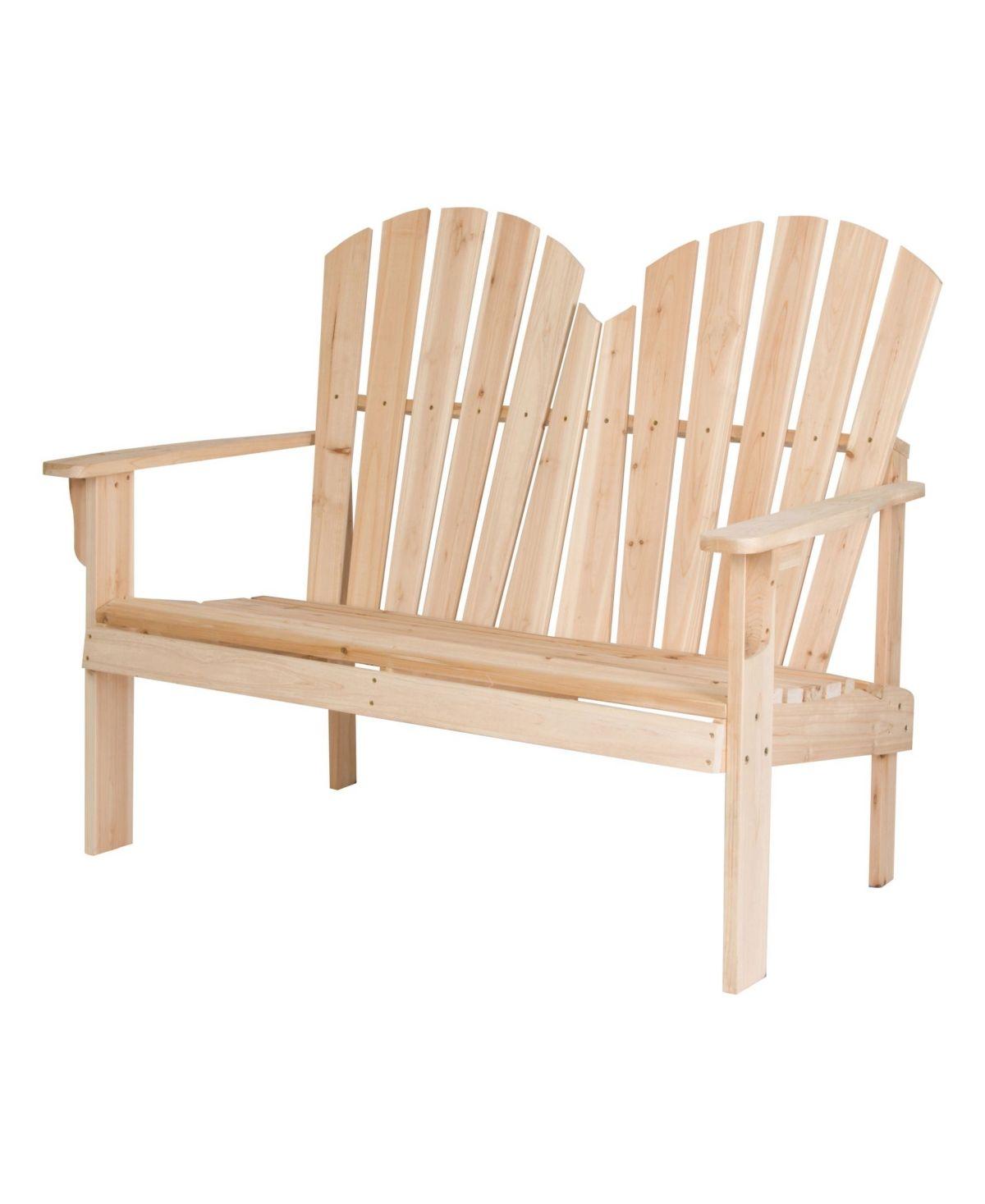 garden love seat on rockport loveseat natural wooden garden benches outdoor loveseat cedar bench wooden garden benches outdoor loveseat